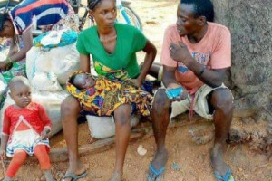 Bizarre :Woman impregnated twice by her twin brother insists on marrying him