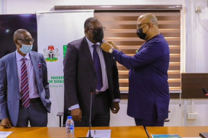 NCDC: Finally Dr. Adetifa Resumes Duties as New DG/CEO