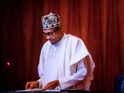 AGENDA 2050: PRESIDENT BUHARI INAUGURATES NATIONAL STEERING COMMITTEE, SAYS NEW DEVELOPMENT PLAN WILL LIFT 100 MILLION NIGERIANS OUT POVERTY BY 2030
