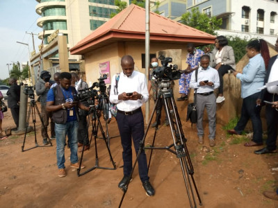 Nnanmdi Kanu: Counsel Stays Out of Court in Solidarity Protest